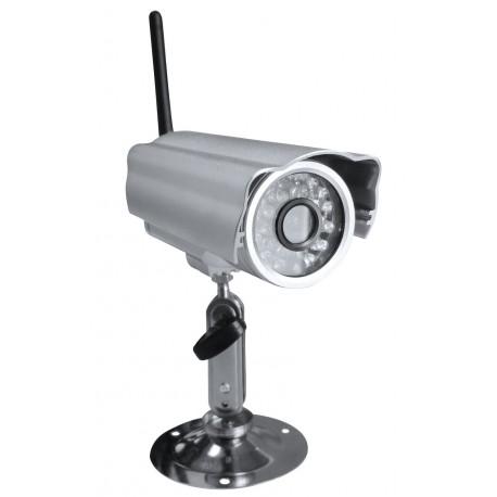 Cam ra ip ext rieur 30 led for Camera de surveillance interieur