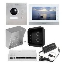 Interphone vidéo sur IP