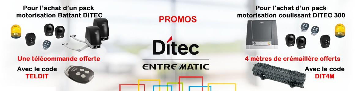 Promotions DITEC