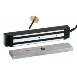 Ventouse électromagnétique 35 mm à encastrer 300 DaN 12-24V DC