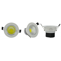 SPOT LED COB 5W ORIENTABLE
