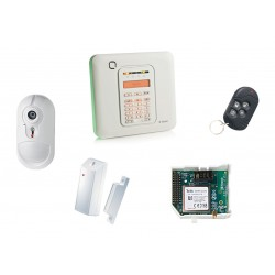 KIT PowerMaster 10 PG2 Real Alarm
