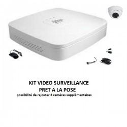 kit Vidéo Surveillance HD